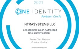 INTRASYSTEMS announces the status of One Identity Platinum Partner!
